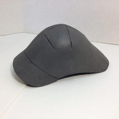 Vamp shoulder