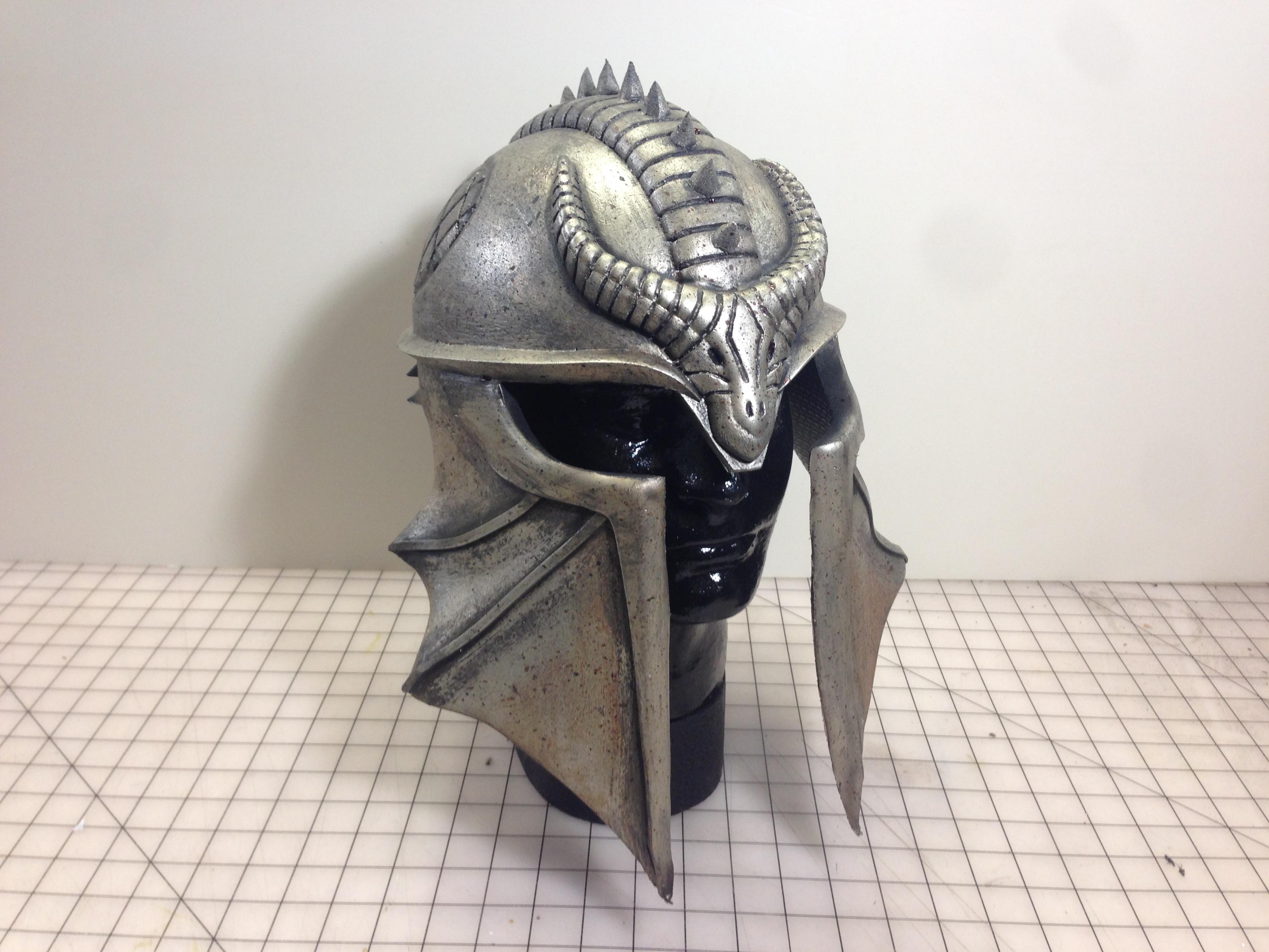 dragonhelmet