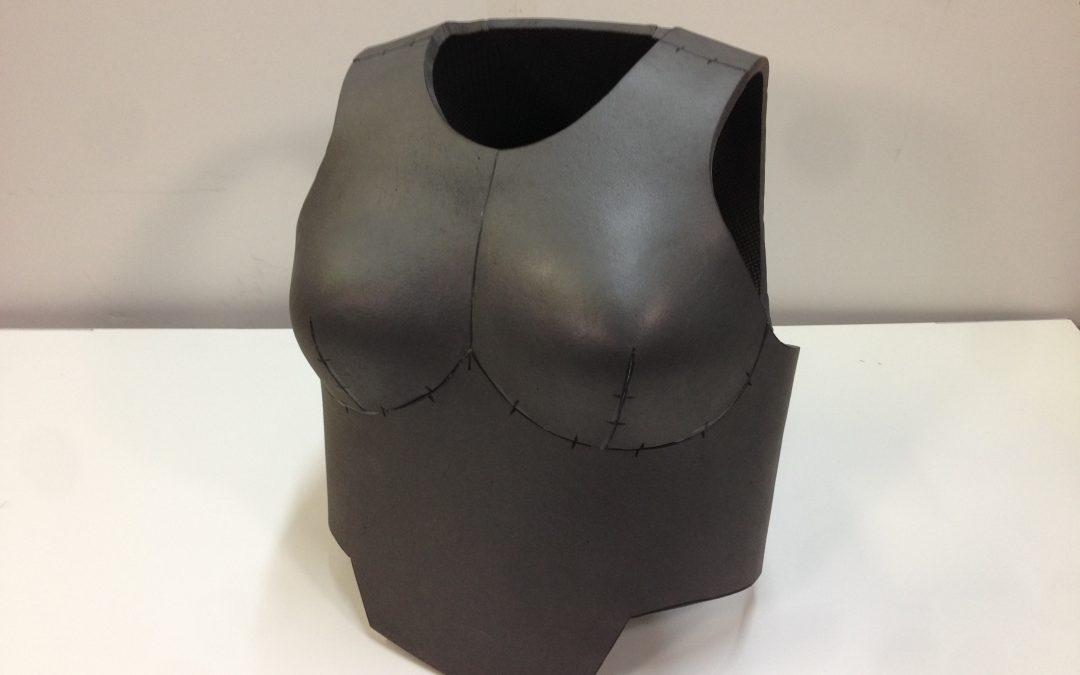 Female Armor Pattern