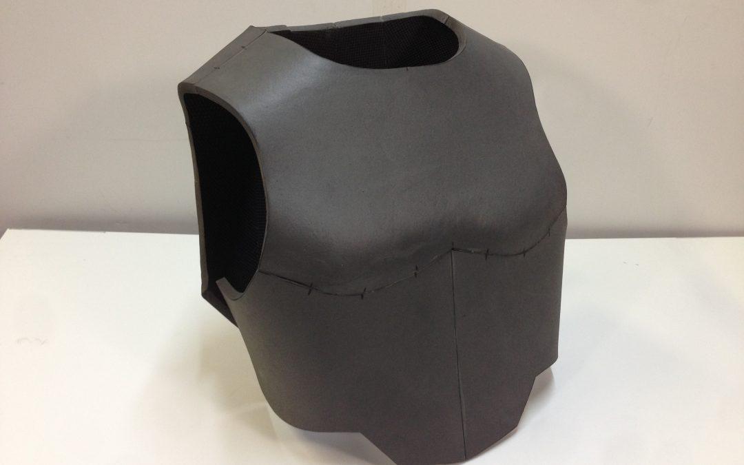 Male Armor Pattern