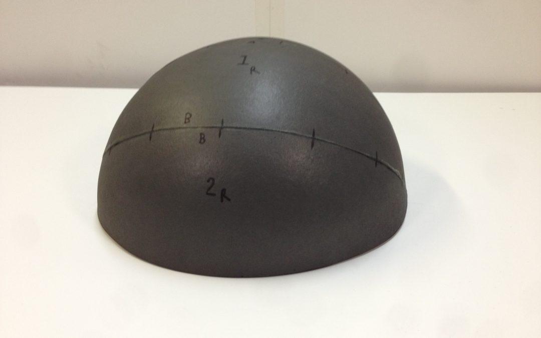 Foam Dome Pattern