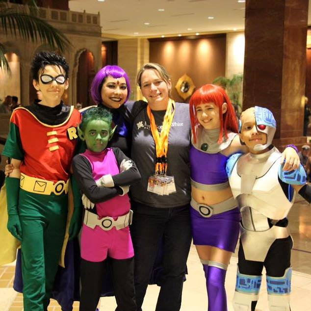 10 Teen Titans