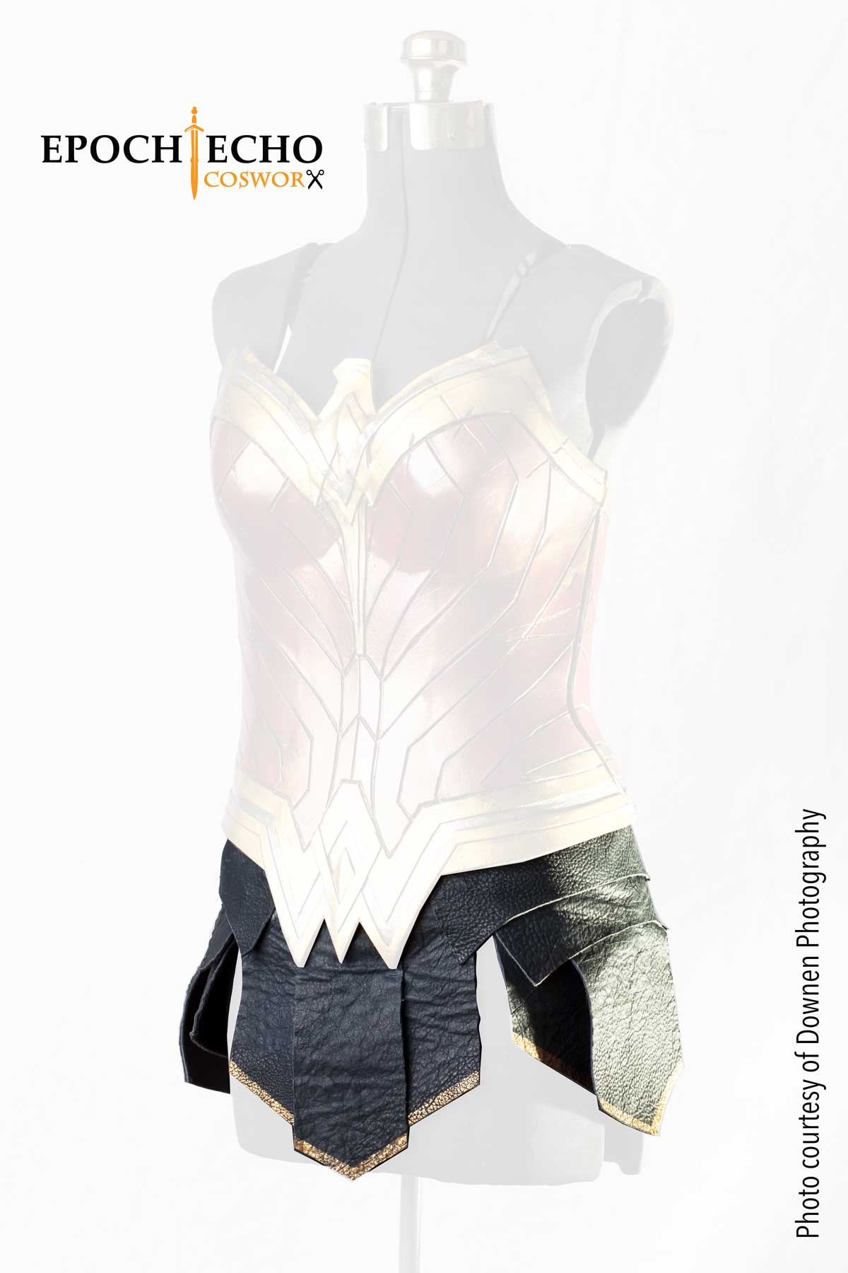 Wonder Woman Gladiator Skirt  The Evil Ted Channel-3288
