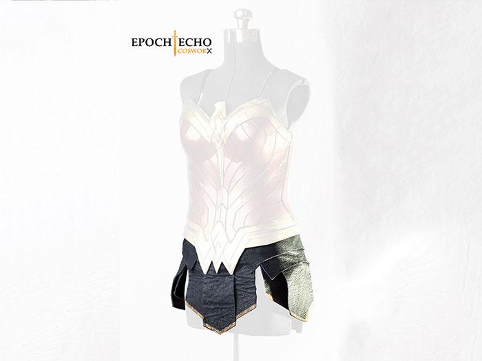 Wonder Woman Gladiator Skirt The Evil Ted Channel Gorgeous Wonder Woman Skirt Pattern