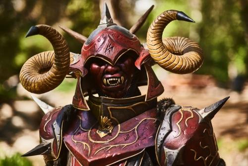 Mongo the Mutilator Cosplay Evil Ted
