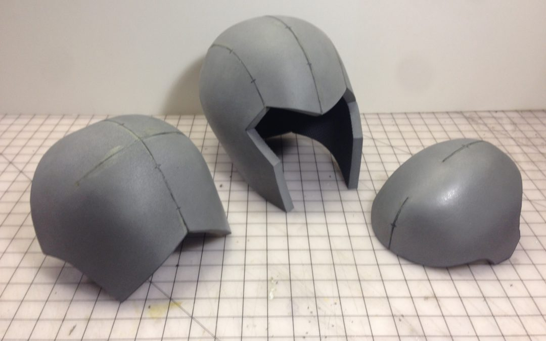 The Basic Helmet, Shoulder & Elbow Patterns