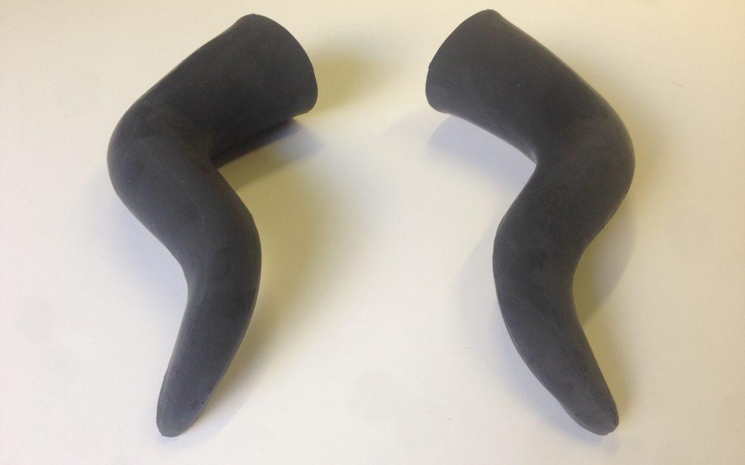 Foam Horn Pattern